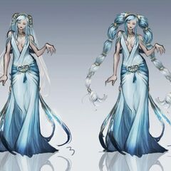 Call of Power Sona Concept 4 (by former Riot Artist <a href=