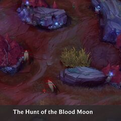 Summoner's Rift Blood Moon Concept 5 (by Riot Artist <a rel=