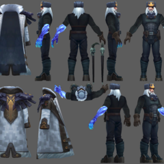 Northern Front Swain Update Model 3 (by Riot Artists <a href=