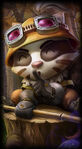 Teemo BadgerLoading old2
