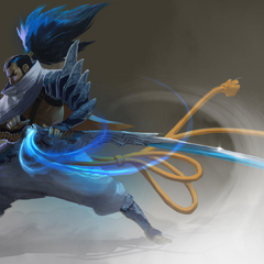 Yasuo Concept 6 (by Riot Artist <a rel=