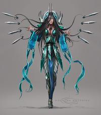 Irelia Concept 01