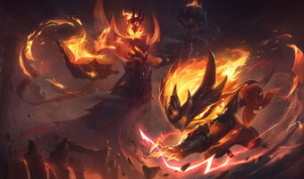Kennen InfernalSkin