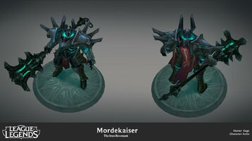 Mordekaiser Update Model 02