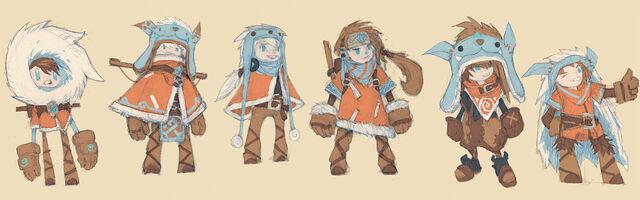 Nunu Update concept 03