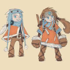 Nunu & Willump Update Concept 3 (by Riot Artist <a href=