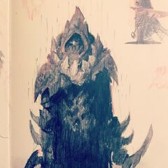 Pyke Concept 1 (by Riot Artist <a href=