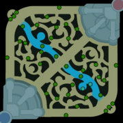Summoners Rift Brush Locations
