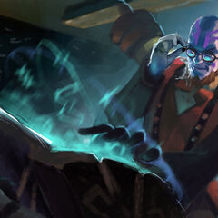 Professor Ryze Update Splash Concept 1 (by Riot Artist <a rel=