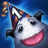 Unused 1 Year Anniversary Poro profileicon