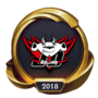 Worlds 2018 JD Gaming (Gold) Emote