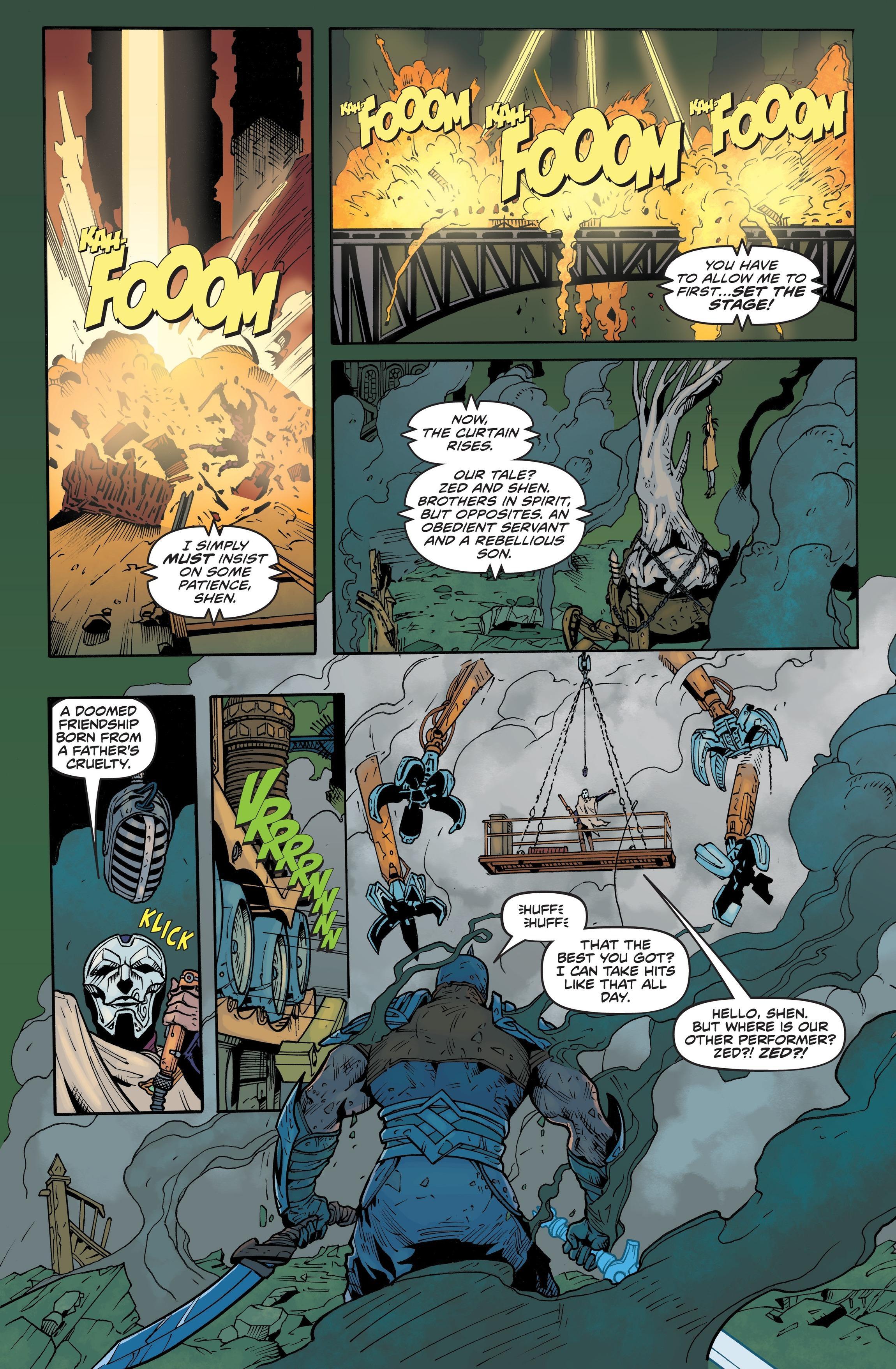 Zed Comic 6 pr06