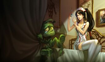 Akali Krankenschwester-Splash alt2