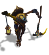 Fiddlesticks Bandito (Citrine)