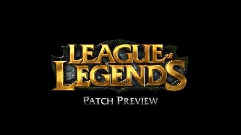 League of Legends - Patch Notes Preview 1.0.0