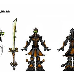 Master Yi Concept 2 (by Riot Artists <a href=