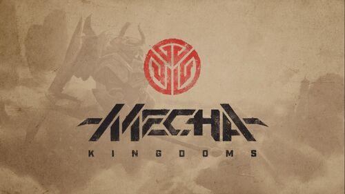 Mecha Kingdoms logo