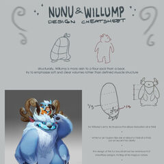 Nunu &amp; Willump Update Concept 8 (by Riot Artist <a href=