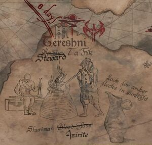 Tereshni map 01