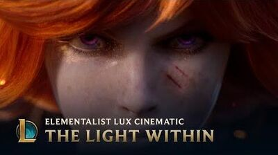 The Light Within Elementalist Lux - League of Legends