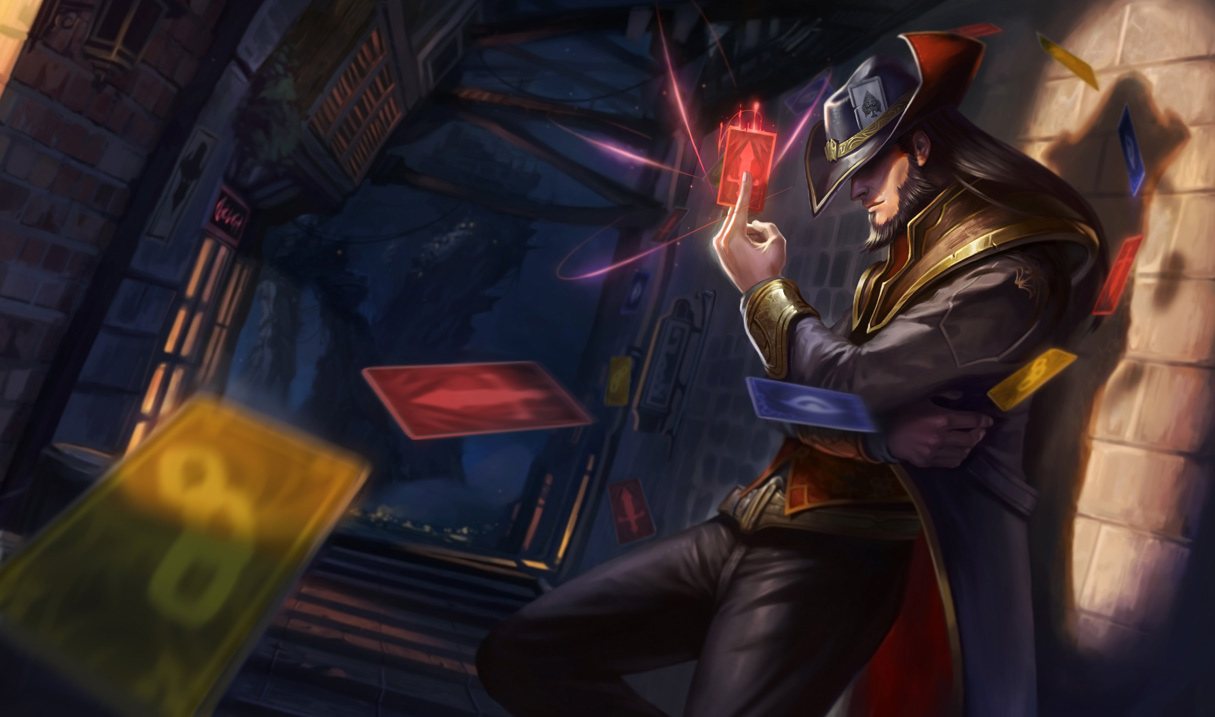 Twisted Fate Standard Twisted Fate S