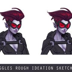 Safecracker Evelynn Update Concept 1 (by Riot Artist <a href=