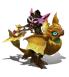 Kled CountKledula (Golden)