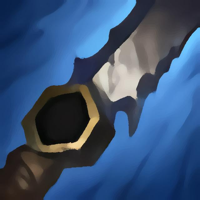 Klinge des Pirschers item