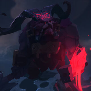 Ornn Concepto 1 (por el artista de Riot <a rel=