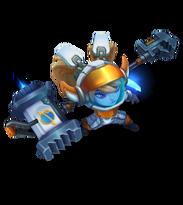 Poppy Astronaut (Base)
