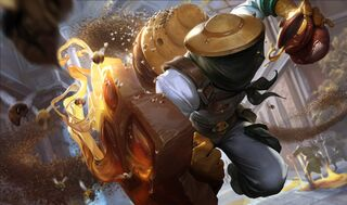 Chillout :: New Singed Skin