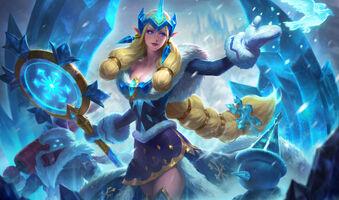 Soraka Winterwunder- Splash Konzept 02