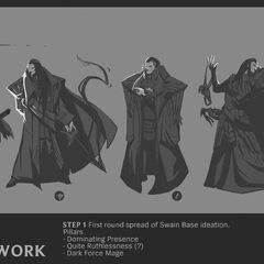 Swain Update Concept 1 (by Riot Artist <a href=