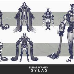 Lunar Wraith Sylas Concept 1 (by Riot Artist <a href=