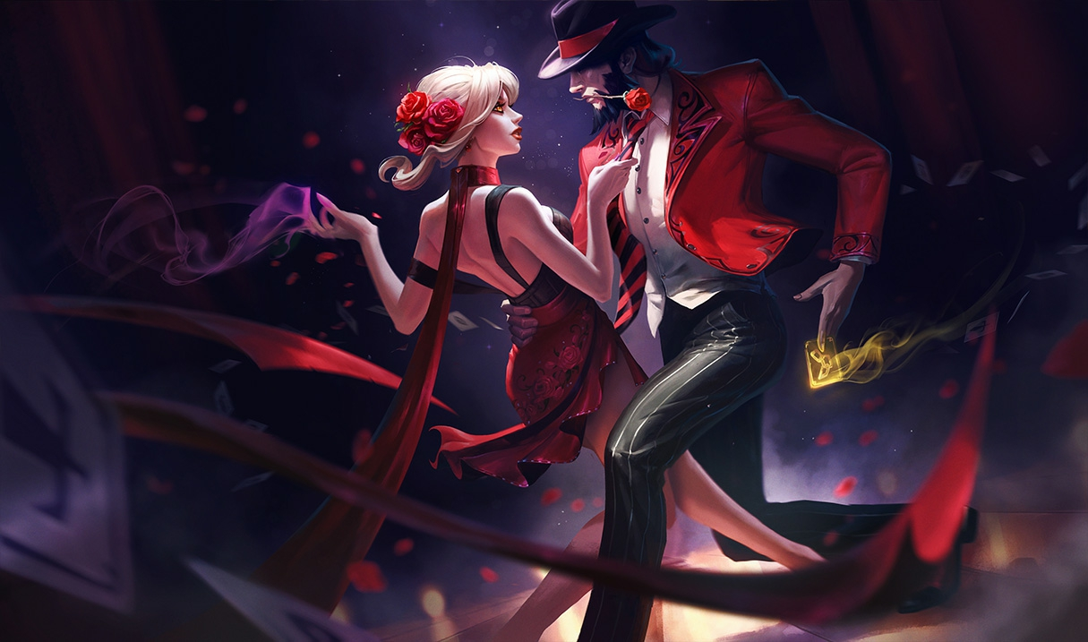 Twisted Fate Tango-Twisted Fate S