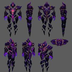 Dark Star Xerath Model