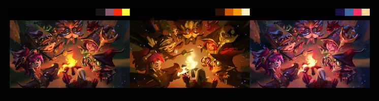 Yordle Camp Promo Concept 01