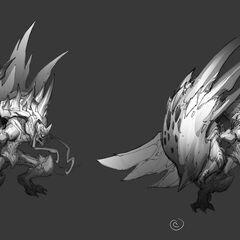 Kha'Zix Concept 2 (by Riot Artist <a href=
