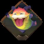 LoR Rainbow Poro Guardian