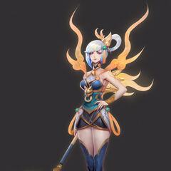 Lunar Empress Lux Concept 5 (by Riot Artist <a href=