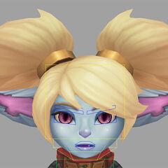 Projektowanie animacji twarzy Poppy 1