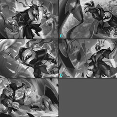 Pulsefire Thresh Splash Concept 1 (by Riot Contracted Artist <a href=