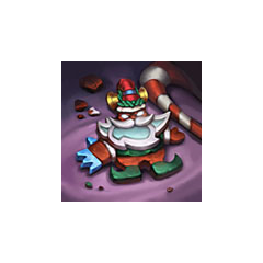 Bad Gingerbread Veigar