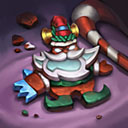 File:Bad Gingerbread Veigar profileicon.png