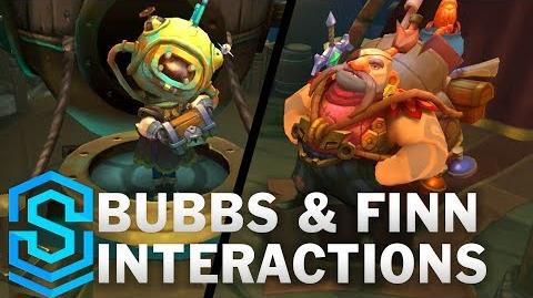 Bubbs & Finn Special Interactions