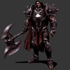 Darius Concept 5 (by Riot Artist <a href=