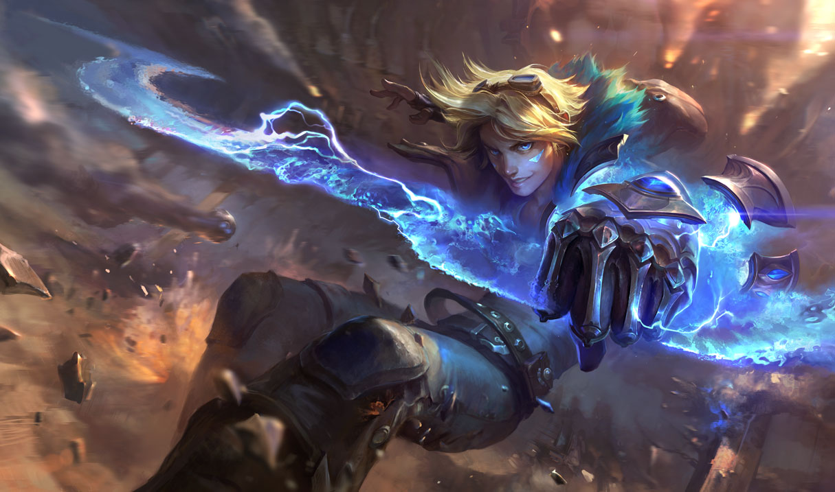 Ezreal | League of Legends Wiki | FANDOM powered by Wikia