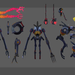 Praetorian Fiddlesticks Update Concept 2 (by Riot Artist <a rel=