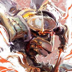 Mecha Kingdoms Jax Promo (by Riot Artist <a rel=