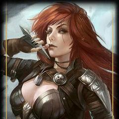 Katarina (by Fan Artist <a rel=